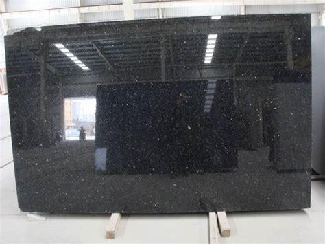 Schwarze Granitküche Countertops Imported Black Granite Black Galaxy Tile Black Glitter