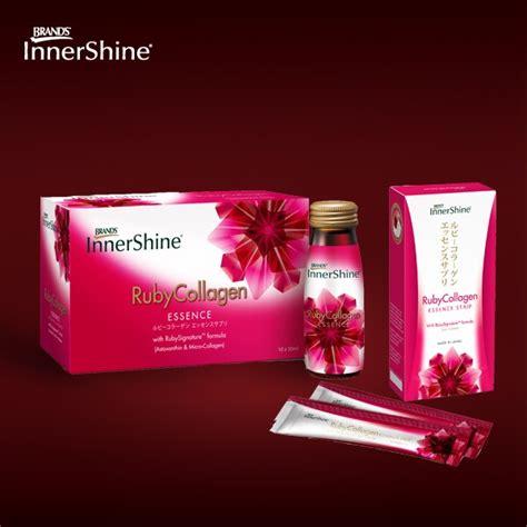 Innershine Ruby Collagen brand s innershine new rubycollagen essence
