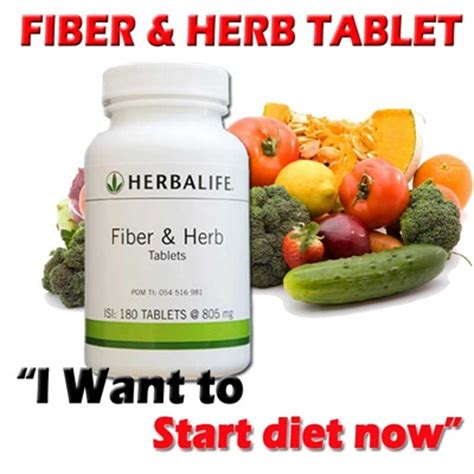 Herbalife Fiber And Herbs fiber herb herbalife