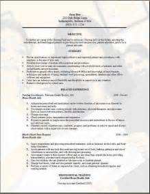 Resume Templates Health Care Aide Home Health Aide Resume Out Of Darkness