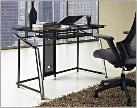 Mezza L Shaped Desk L Shaped Glass Top Computer Desk Desk Home Design Ideas Qbn1zj5d4m24710