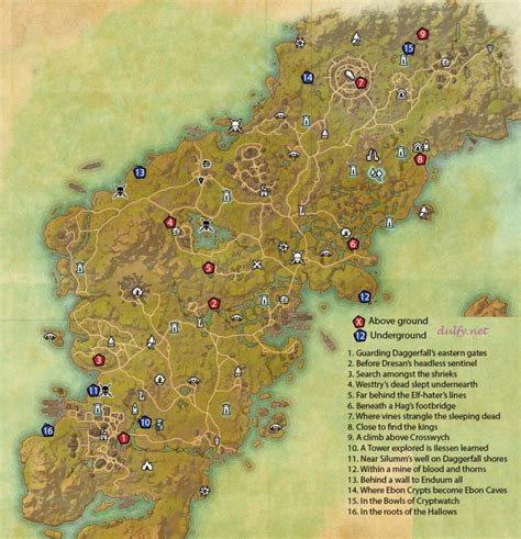 skyshard eso locations map skyshard eso locations map newhairstylesformen2014 com