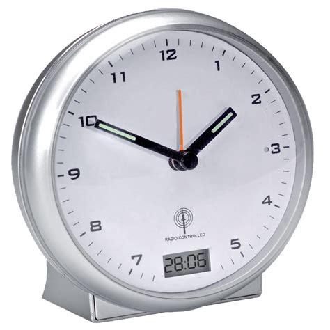 Sempre Bathroom Radio Controlled Clock Alarm Clock