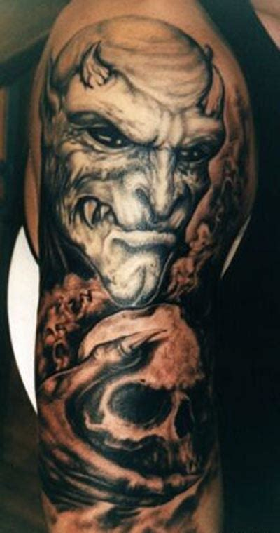 devil tattoos for men images designs