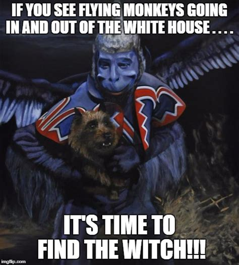 Flying Monkeys Meme - the wizard of oz imgflip