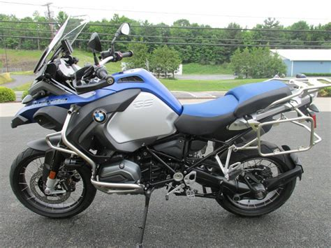 bmw sport motorcycle 2015 bmw r1200gsa dual sport motorcycle from brunswick ny