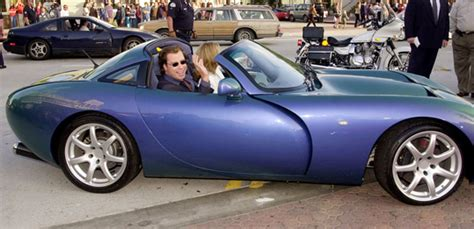 Tvr Tuscan Swordfish Cars From Television Boston