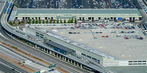 sfo rental car center