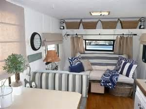 Camper Makeover by Glamping Camper Trailer Makeover Aka Quot The Beach House