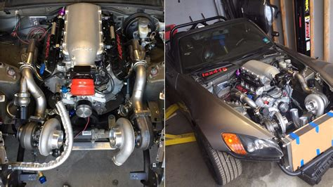 Miles Redd twin turbo s2000 project projectcar