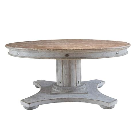 Wood Dining Table With Leaf Italian Wood Dining Table With Leaf At 1stdibs