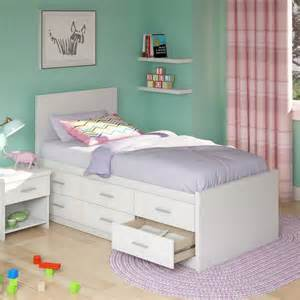 girls twin bed with storage girls twin bed with storage pictures reference