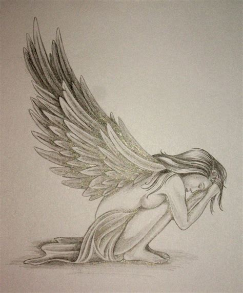 angel tattoo design by daniellehope design by daniellehope on deviantart