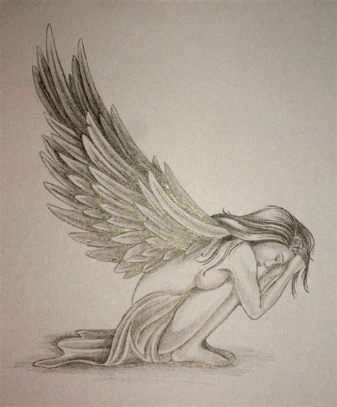 angel tattoo patterns angel tattoo design by daniellehope on deviantart