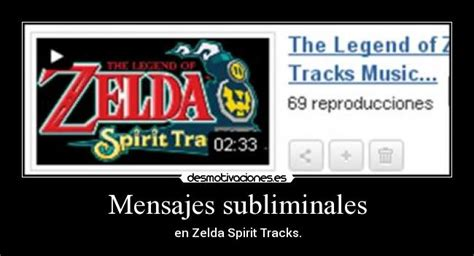Mensajes Subliminales Zelda | im 225 genes y carteles de subliminales pag 10 desmotivaciones