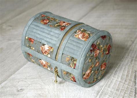 Cosmetic Pouch Rounded Tempas Kosmetik cosmetic bag diy tutorial ideas