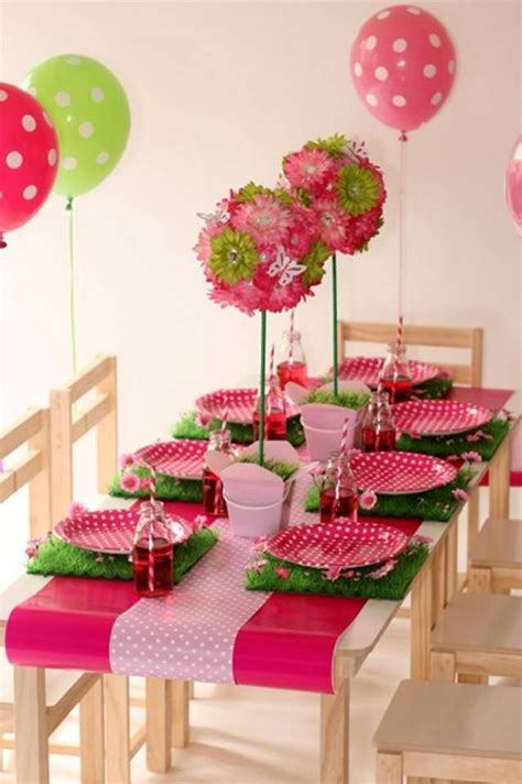 Birthday Decorations by Best 25 Tables Ideas On Diy 80th