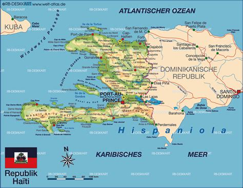 haiti map of world map of haiti map in the atlas of the world world atlas