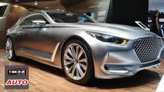 hyundai vision g genesis coupe concept 현대 비전 g 제네시스 쿠페