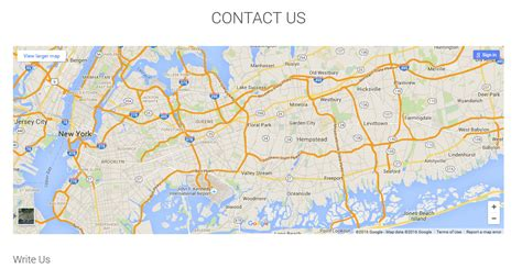 magento contact us map magento 2 x how to change contact page map