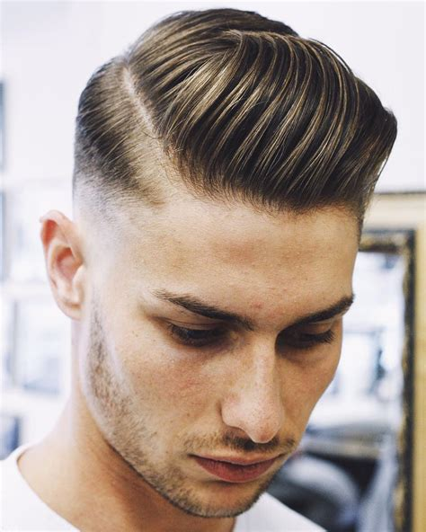 men hairstyle from back side 25 popular haircuts for men 2018
