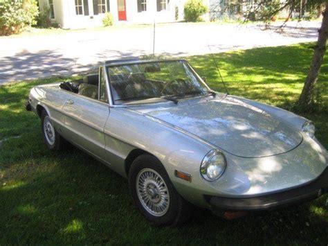 1977 Alfa Romeo Spider by Classic 1977 Alfa Romeo Spider Veloce Convertible For Sale