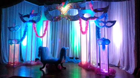 Decorations For by Ideas For Masquerade Decorations For Children Ward