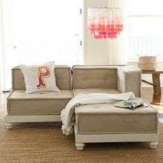 pottery barn teen sectional playrooms study rooms on pinterest lounges pb teen and