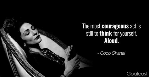 Chanel Quotes About