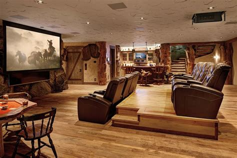 inspiration home theaters images  pinterest