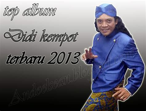 download mp3 didi kempot omprengan top album cursari didi kempot terbaru 2013 andoelsean