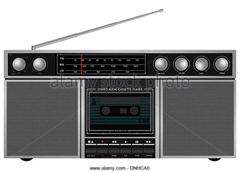 audio cassette player cassette player stock photos cassette player