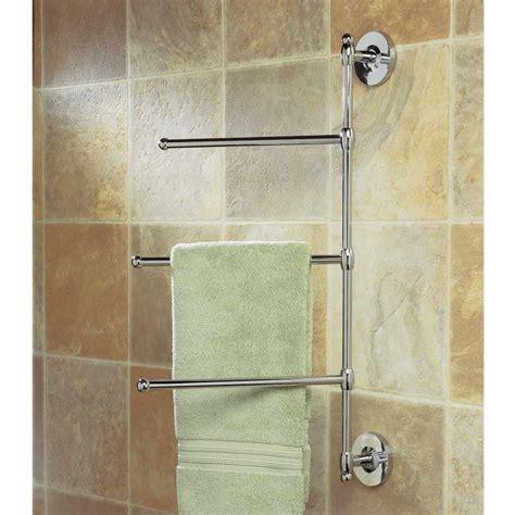 Bathroom Towel Rack Ideas Attractive Bath Towel Rack Options The Homy Design