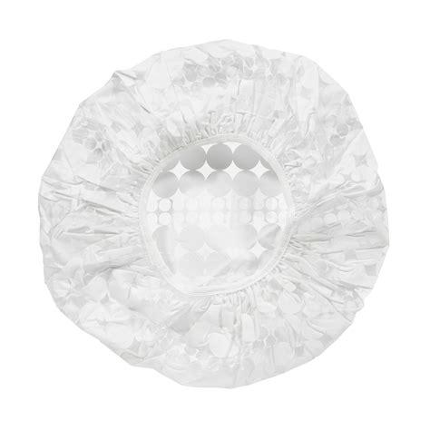 2 pack white shower caps kmart