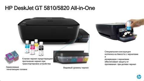Hp Deskjet Gt 5810 All In One Printer hp deskjet gt 5810 5820