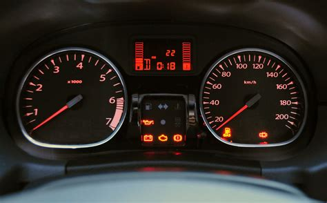 Daster India Busui renault duster road tech ii edition instrument cluster