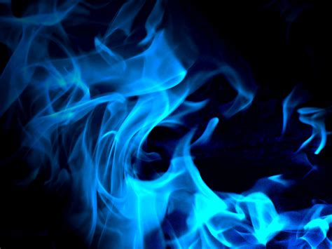 themes ltd real blue handguns blue fire free ppt backgrounds for your powerpoint templates