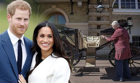 The Royal Wedding Countdown Begins Security Practise Their Route by Royal Wedding Terror Fears Meghan Markle And Harry S