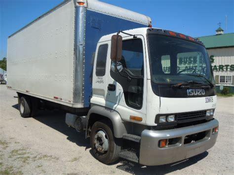 isuzu fsr 1997 box truck used busbee s trucks and parts