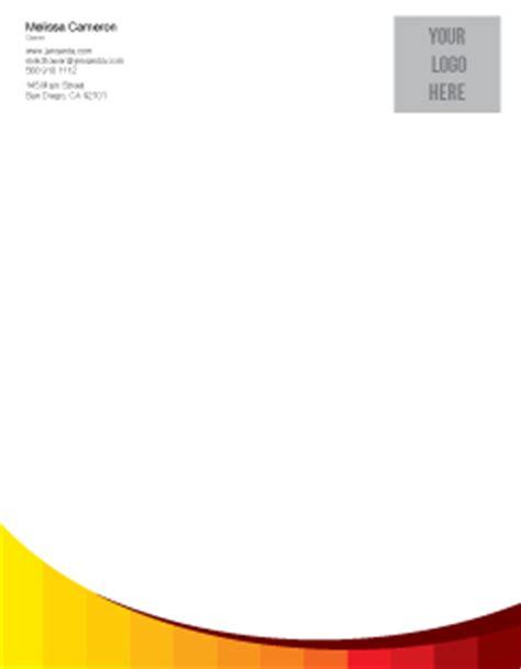Business Letterhead Tool Design Letterhead Tool Letterhead With Logo Template