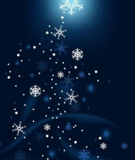 navy blue christmas tree christmastime pinterest