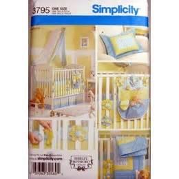 Baby Bedding Patterns To Sew Mccall S Crib Bedding Patterns