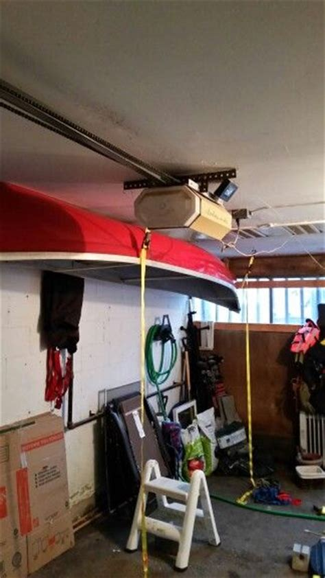 How To Hang Canoe In Garage by 12 Best Ideas About Canoe Storage On January 8