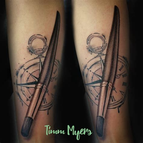 midnight moon tattoo timm myers midnight moon