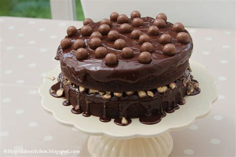 Chocolate Birthday Cake by The Goddess S Kitchen Chocolate Birthday Cake
