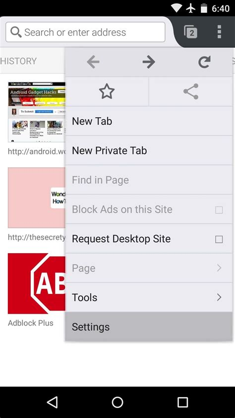 website blocker for android how to block ads in android web browsers no root needed 171 android gadget hacks