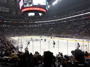 staples center section 108 staples center section 108 home of los angeles kings