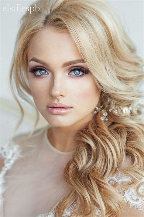 Wedding Make Up by Winter Wedding Makeup Looks Beautifinda
