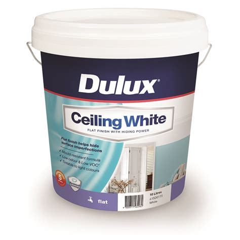 Dulux One Coat Ceiling Paint by Ceiling White Dulux Integralbook
