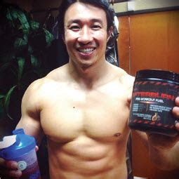 mike chang afterburn fuel supplement new pre workout